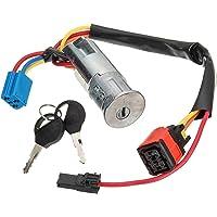 ProPlip - Kit de cerradura Neiman Peugeot 206 406 Citroen Xsara Picasso 4162P0 992712 SI-AT10002 + 2 llaves