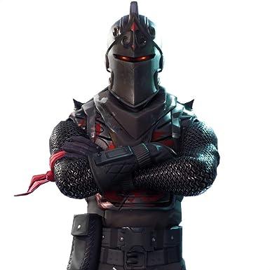 Amazon Com Spirit Adult Black Knight Costume Fortnite Large