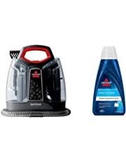 Bissell 36981 Spotclean Carpet Cleaner - Titanium/Red