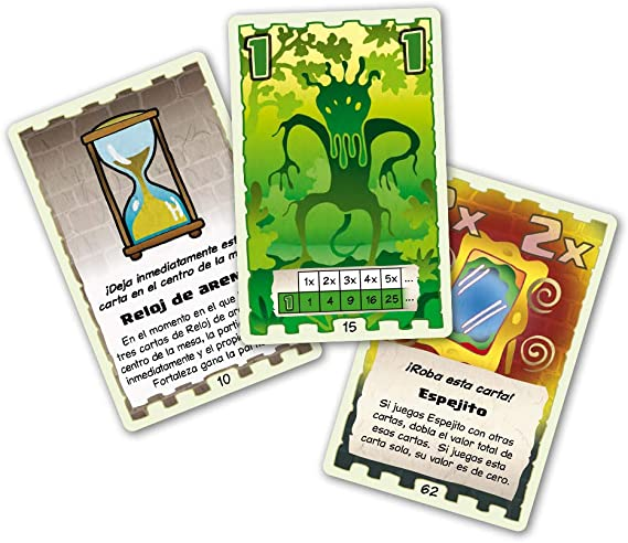 Edge Entertainment- Fortaleza, juego de mesa (EE2FFW02) , color, modelo surtido: Amazon.es: Juguetes y juegos