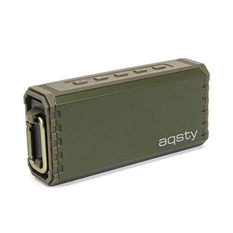 Amazon.com: Aqsty Altavoz Bluetooth portátil impermeable ...