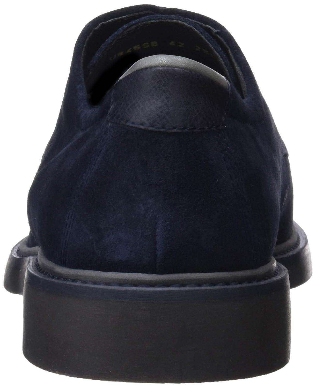 Geox U Silmor B, Zapatos de Cordones Derby para Hombre: Amazon.es: Zapatos y complementos
