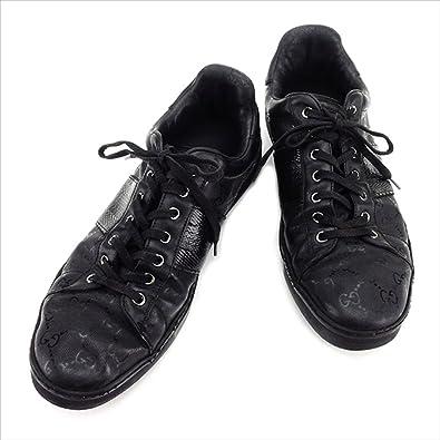 886caa96a0d1 [グッチ] スニーカー シューズ 靴 メンズ GGインプリメ コーティングファブリック 中古 H496