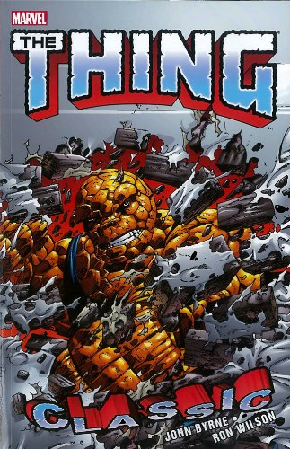 Download Thing Classic - Volume 2 (The Thing) PDF