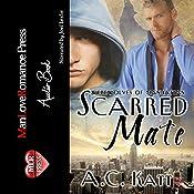 Scarred Mate: Werewolves of Manhattan, Book 3 | A.C. Katt