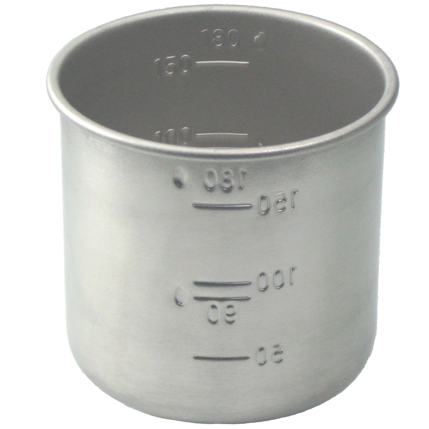 Endoshoji Idea cough River for 18-8 stainless rice measuring cup 1 Go by