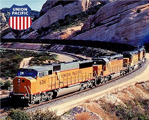 Union Pacific SD60M 8