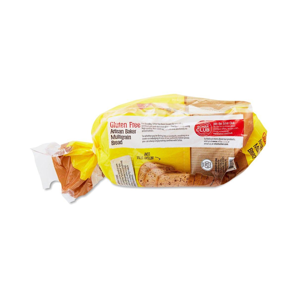 Schar | bread-multigrain/[sin gluten] 14.1 oz [1 Pack ...