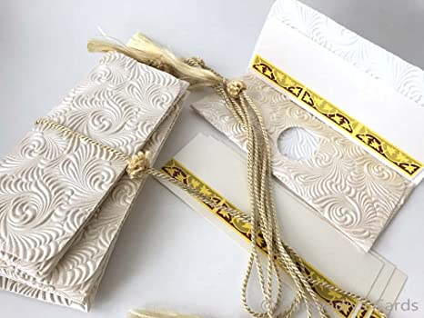 Money Envelopes (Premium) with a Insert Card and Silk Tassel for Cash Gift & Amazon.com : Money Envelopes (Premium) with a Insert Card and Silk ...