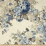 WAVERLY Juliet Fabric, Bluebell