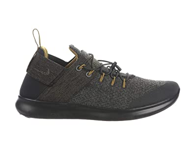lowest price 9ae24 67747 NIKE Mens Free RN Commuter 2017 Premium BlackDesert MossMedium Olive  Nylon Running
