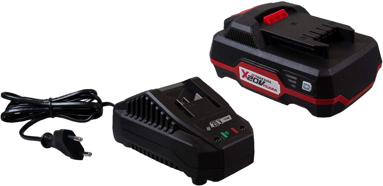 parkside battery charger PLG 20 20V TEAM florabest pap 20 flg 20 A1