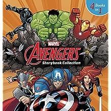 Marvel Storybook Collection: 4 Stories in 1 (Marvel Storybook (eBook))