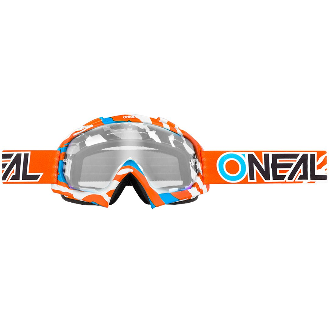 Negro Jzhen Gafas Protectoras Moto Ajustable