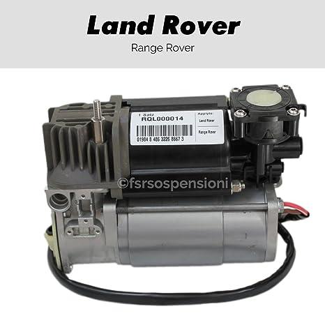 Compresor de aire Suspensión Neumática Land Rover Range Rover rql000014
