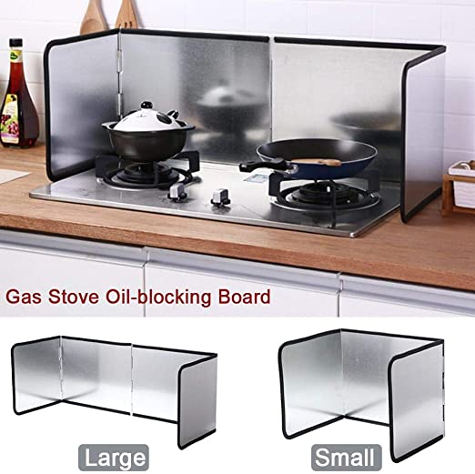 Kitchen Anti Splatter Shield Guard Cooking Oil Splash H0C2 Kitchen-Tool G0S4