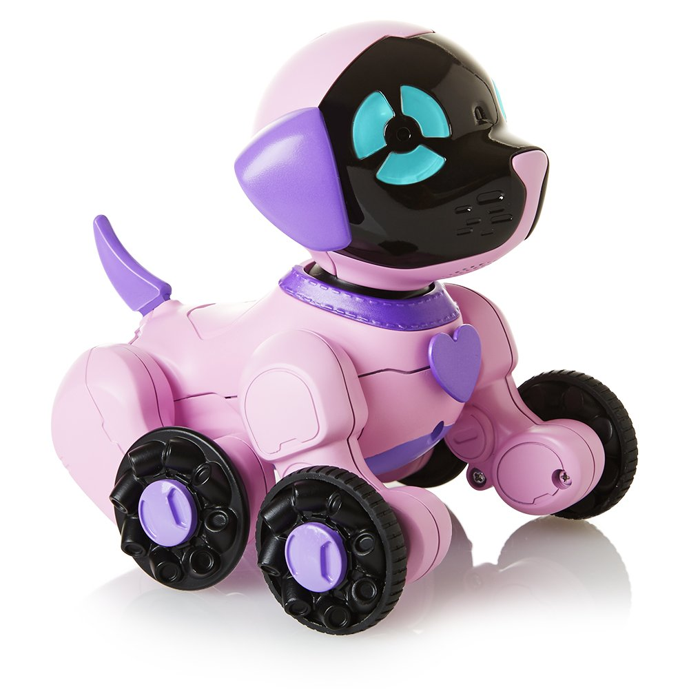 WowWee Chippies Robot Toy Dog - Chippette (Pink) by WowWee (Image #3)