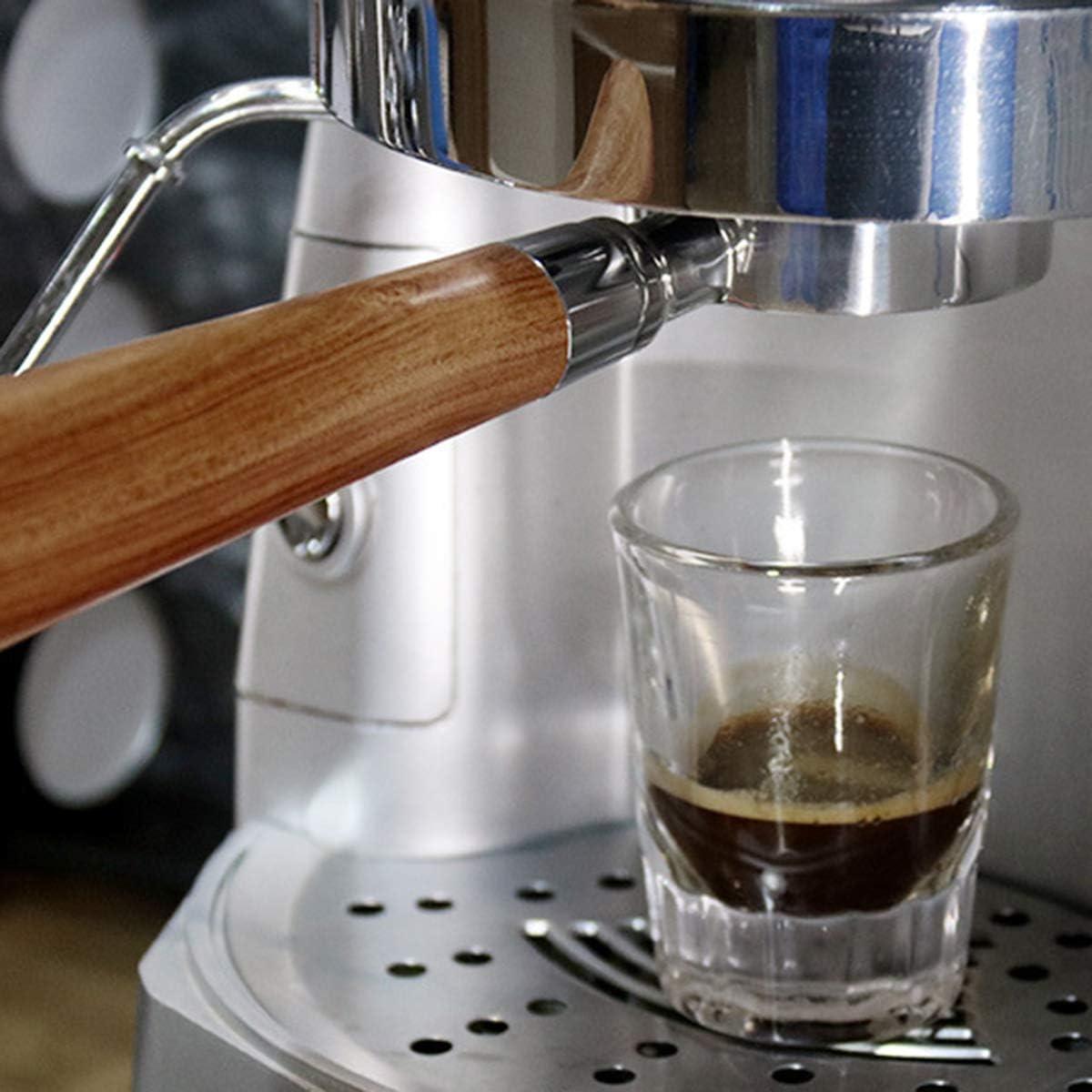 Rehomy Portafiltro sin Fondo para Máquina de Café Delonghi Cesta ...