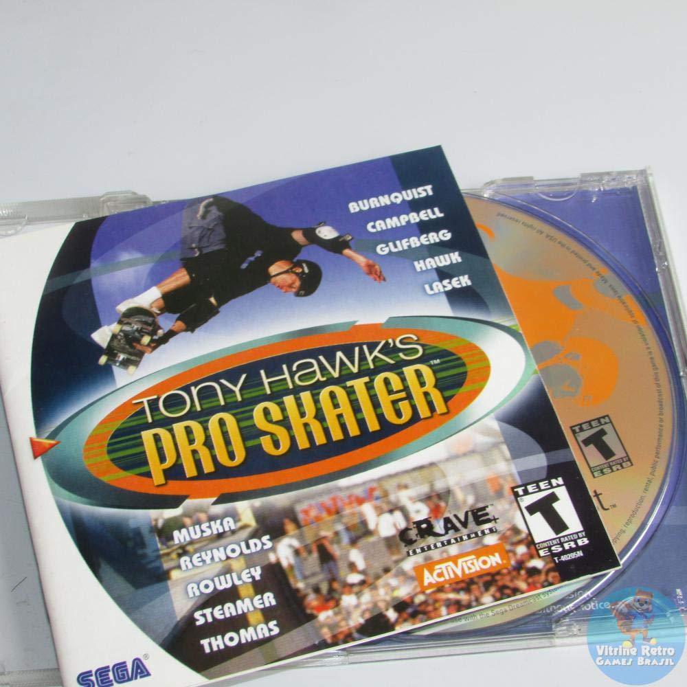 Tony Hawk's Pro Skater - Sega Dreamcast: Sega Dreamcast: Video Games