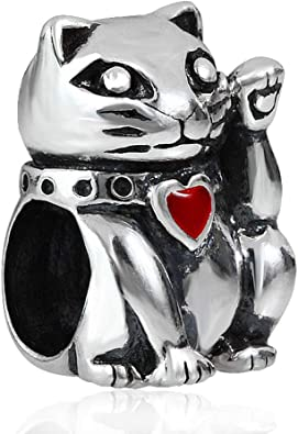 pandora charm gatto originali ciondoli
