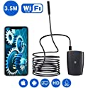 DBPower 2MP HD WiFi Endoscope