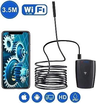 DBPower 2MP HD WiFi Endoscope