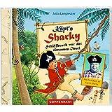 CD: Käpt'n Sharky - Schiffbruch vor der einsamen Insel