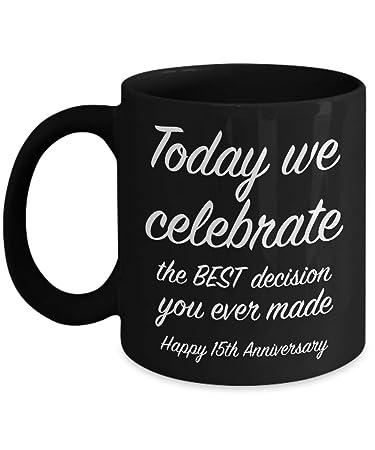 Amazon 15th Anniversary Gift Ideas For Him 15 Year Wedding