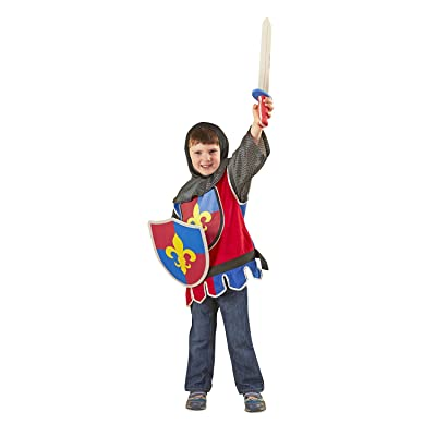 Melissa & Doug Knight Role Play Costume Set: Melissa & Doug: Toys & Games
