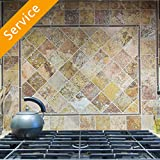 Tile Installation - Without Demolition - Up to 20 Square Feet