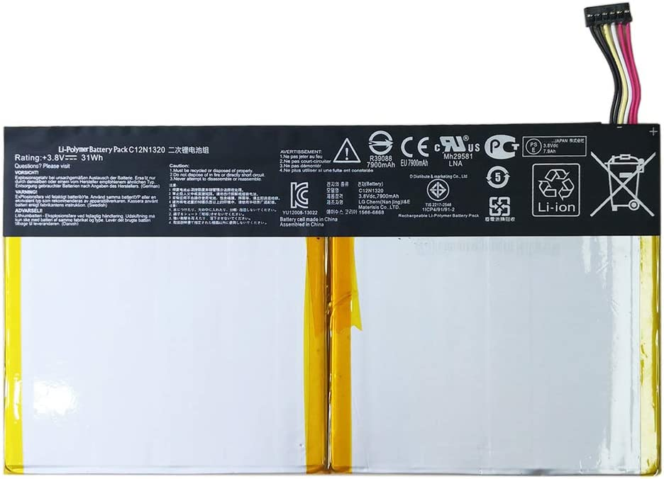 swark Replacement C12N1320 New Battery Compatible with ASUS Transformer Book T100T Tablet 0B200-00720300 T100TA T100TAM T100TAF