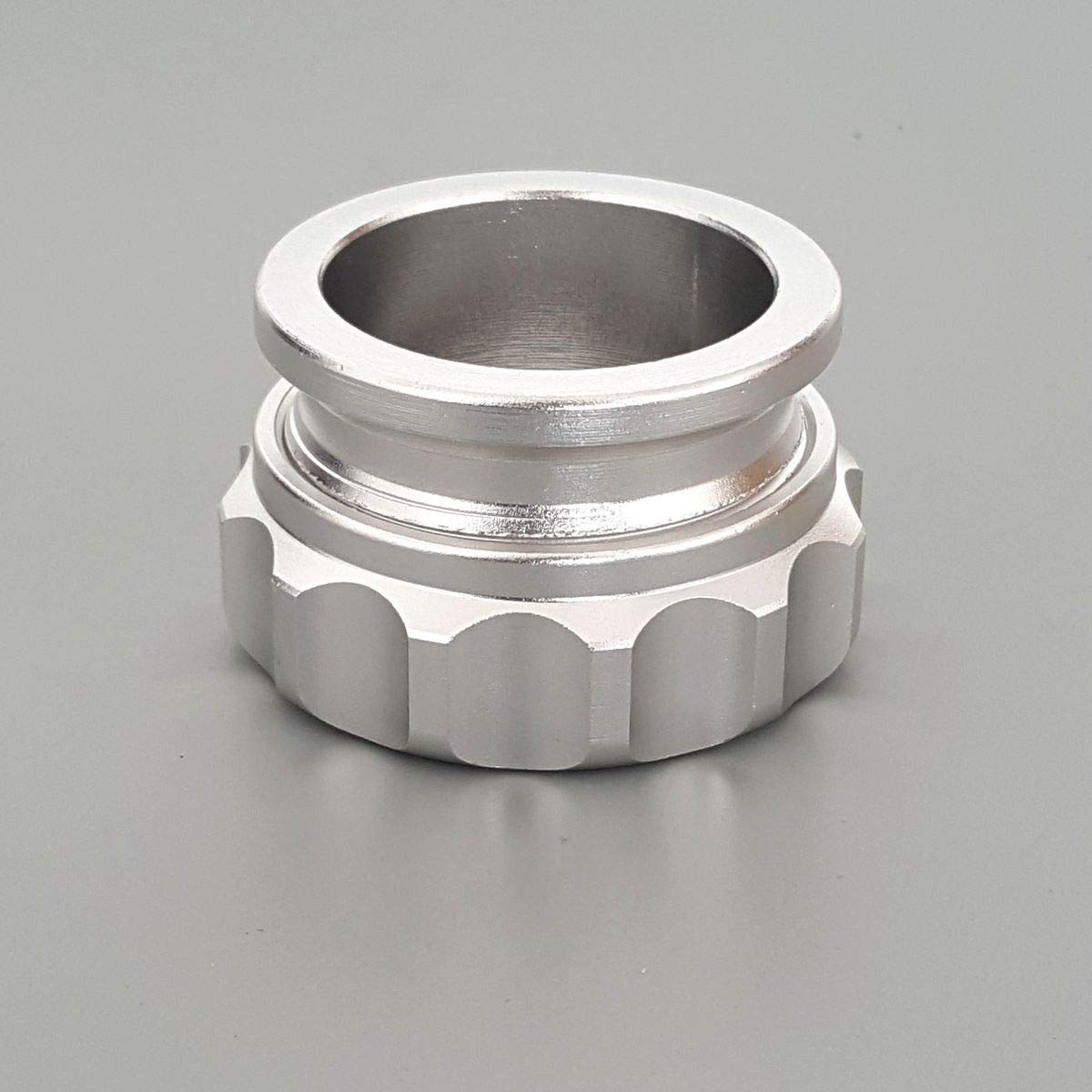 "1""/1.5""/2""/2.5""Aluminium Alloy Weld On Filler Neck Oil Fuel Water Tank Reservoir Cap (1"") 61Lmew--1XL"