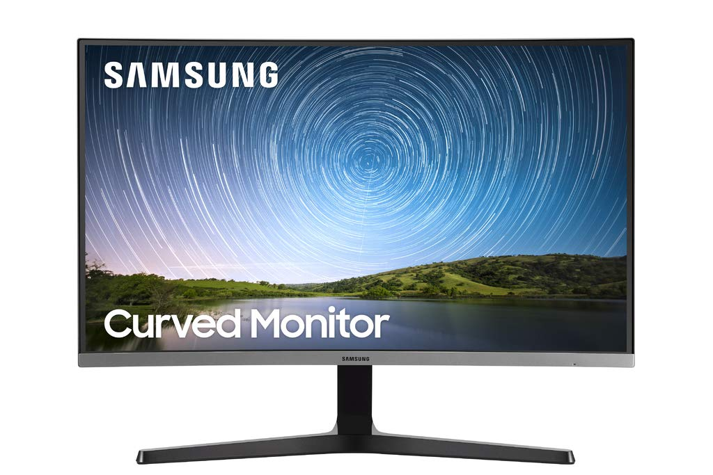 Samsung 27 inch CR50 Frameless Curved monitor (LC27R500FHNXZA) – Curved Gaming, 1080p, 4ms, AMD Freesync, HDMI