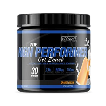 Amazon Com Focus Supplement By Noowave Supplement Co The High