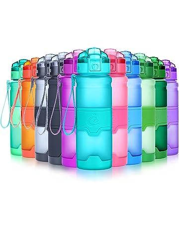 Grsta Botella de Agua Deportiva - 1000ml/32oz - sin BPA & a Prueba de