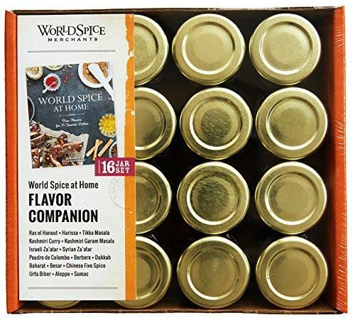 - World Spice Flavor Companion Gift Set