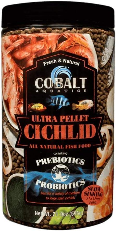 Cobalt Aquatics Ultra Cichlid Pellets Slow Sinking