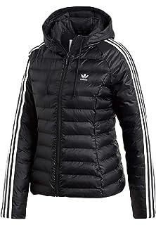 adidas Slim Jacke, Damen, Rot 44 Mehrfarbig (Rojera): Amazon