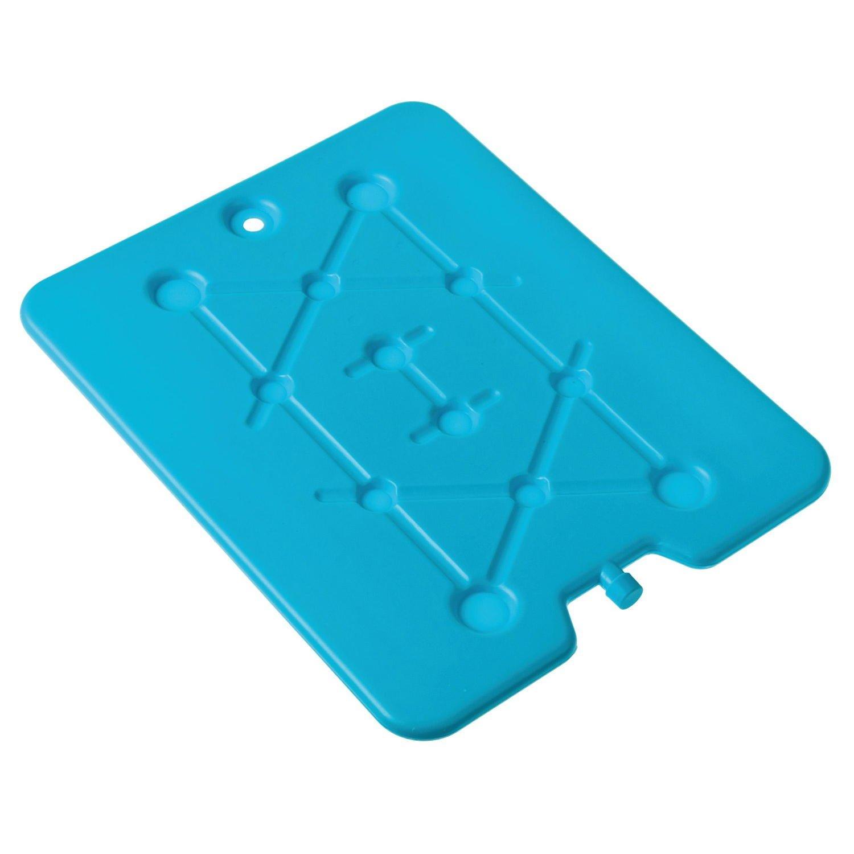 Elemento refrigerante Mega XXL Mattonella, blu chiaro Warenhandel König