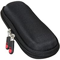 For Logitech Wireless Professional Presenter R400 Travel Hard EVA Protective Case Carrying Pouch Cover Bag Compact sizes by Hermitshell by Hermitshell