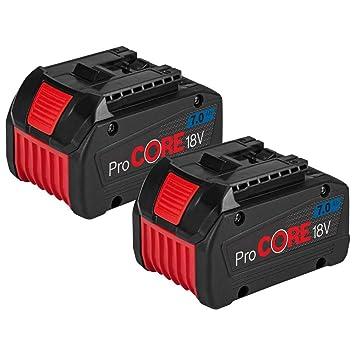 BOSCH Hochleistungs-Akku ProCore 18V 7,0 Ah GBA 18 Volt 1600A013H1