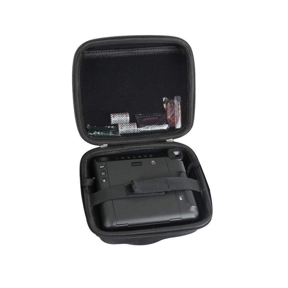 Hard Case for Fujifilm Instax Square SQ6 Instant Film Camera by Hermitshell (Black)