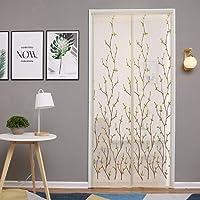 mosquitera magnética para puerta de insectos, cortina