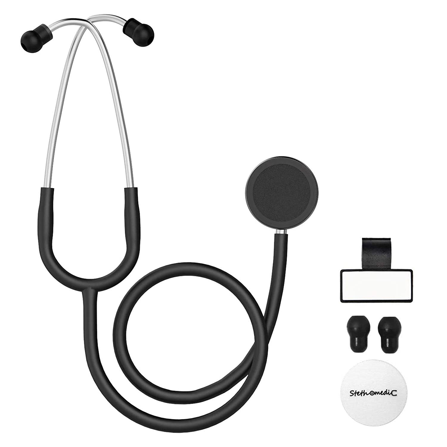 Dual Head Stethoscope by FriCARE  Review
