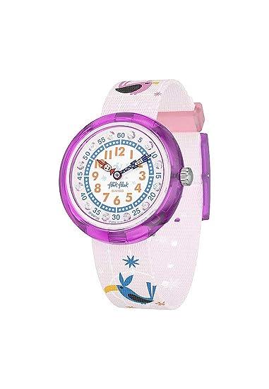 b10ad187b58c Flik Flak Reloj para niños FBNP126  Amazon.es  Relojes
