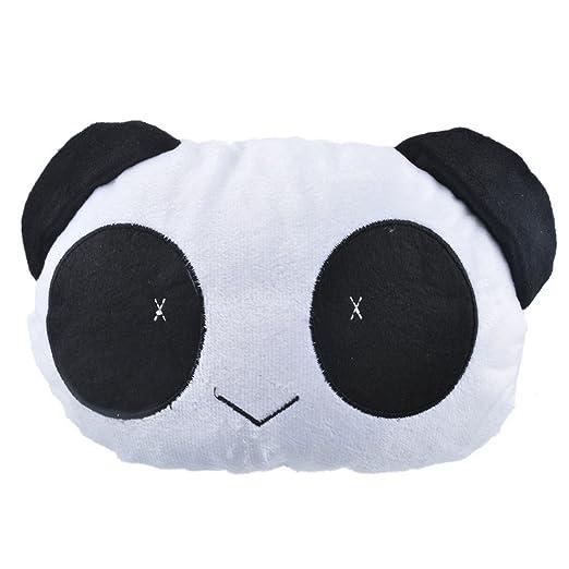 hoomall Blanco y Negro Panda Cojín acolchado Decoración ...