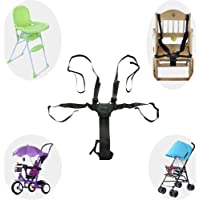 Whitelotous Baby 5 Point Harness Safe Belt Seat Belts Holder for Stroller High Chair /â/€/¦