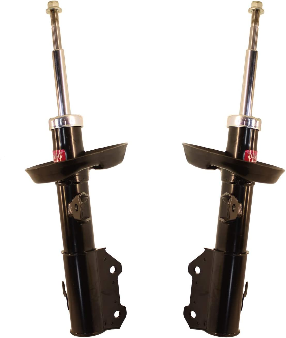 NEW Pair Set of Front Left and Right KYB Excel-G Struts For Chevrolet Malibu 2013-2015 Malibu Limited 2016