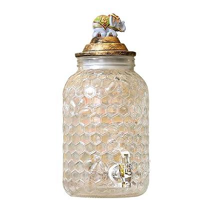 LBYMYB Vaso latas de Vino dispensador de Bebidas Jugo ...