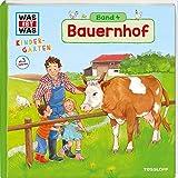 WAS IST WAS Kindergarten, Band 4. Bauernhof: Spielen, lernen,wissen ab 3 Jahren